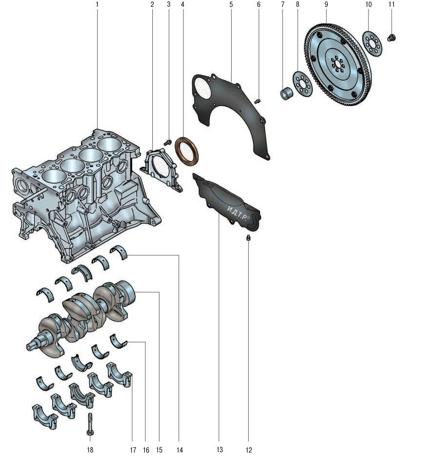 Особенности конструкции двигателей 4g63s4m и 4g64s4m Чери Тигго