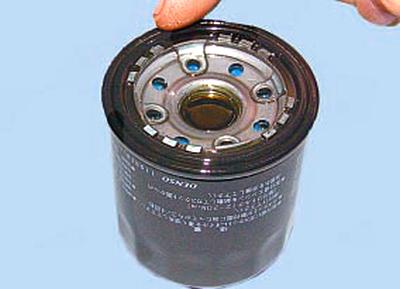 Замена масла в двигателе и масляного фильтра Чери Тигго